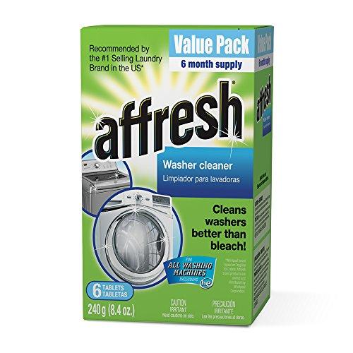 Affresh Washer Machine Cleaner, 6-Tablets, 8.4 oz