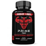 Prime Labs Men's Testosterone Booster (60 Caplets) – Natural Stamina, Endurance and Strength Booster – Fortifies Metabolism – Promotes Healthy Weight Loss and Fat Burning