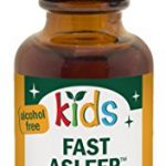 Herb Pharm Kids Certified-Organic Alcohol-Free Fast Asleep Herbal Formula, 1 Ounce
