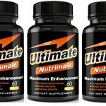 Ultimate Nutrimale – 3 Month Supply – The Ultimate Male Enhancement Pills For Size, Stamina, Testosterone, Libido | Boost Sex Drive and Energy | Enlargement Pills, Erection Pills, Sex Pills