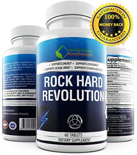 * ROCK HARD REVOLUTION * -male libido booster - male libido enhancement - male libido supplement - male fertility supplements - male enhancing pills erection - male performance enhancement pills