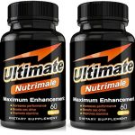 Ultimate Nutrimale – 2 Month Supply – The Ultimate Male Enhancement Pills For Size, Stamina, Testosterone, Libido | Boost Sex Drive and Energy | Enlargement Pills, Erection Pills, Sex Pills