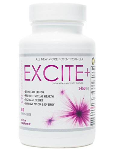 ExcitePlus | Female Libido Enhancer | Sexual Enhancement for Women to Boost Sex Drive …