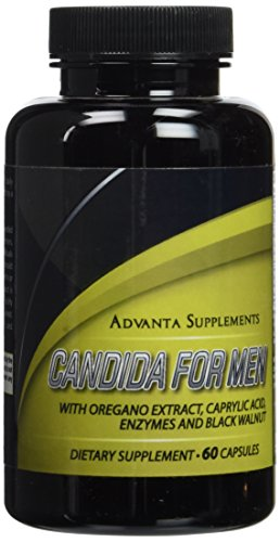 Advanta Supplements Male Yeast Infection Treatment