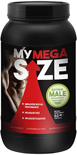 My Mega Size- Introducing A Unique Safe and Effective Supplement Designed to Improve Sexual Performance- Increase Size-Increase Pleasure