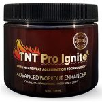 TNT Pro Ignite Stomach Fat Burner Body Slimming Cream With HEAT Sweat Technology – Thermogenic Weight Loss Workout Enhancer (12 oz)