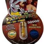 NEW BURRO EN PRIMAVERA 30000 All Natural Male Enhancement Sex Pills Increase Libido Stamina Energy Booster (Multi Packs) (5)