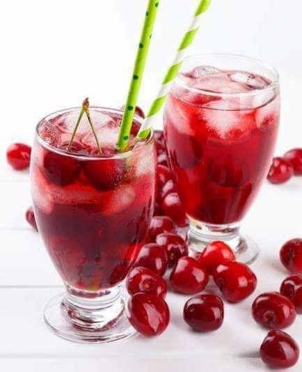 fresh-cherry-juice