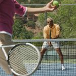 The Best Sport for a Longer Life? Try Tennis