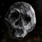 Skull comet to pass Earth after Halloween