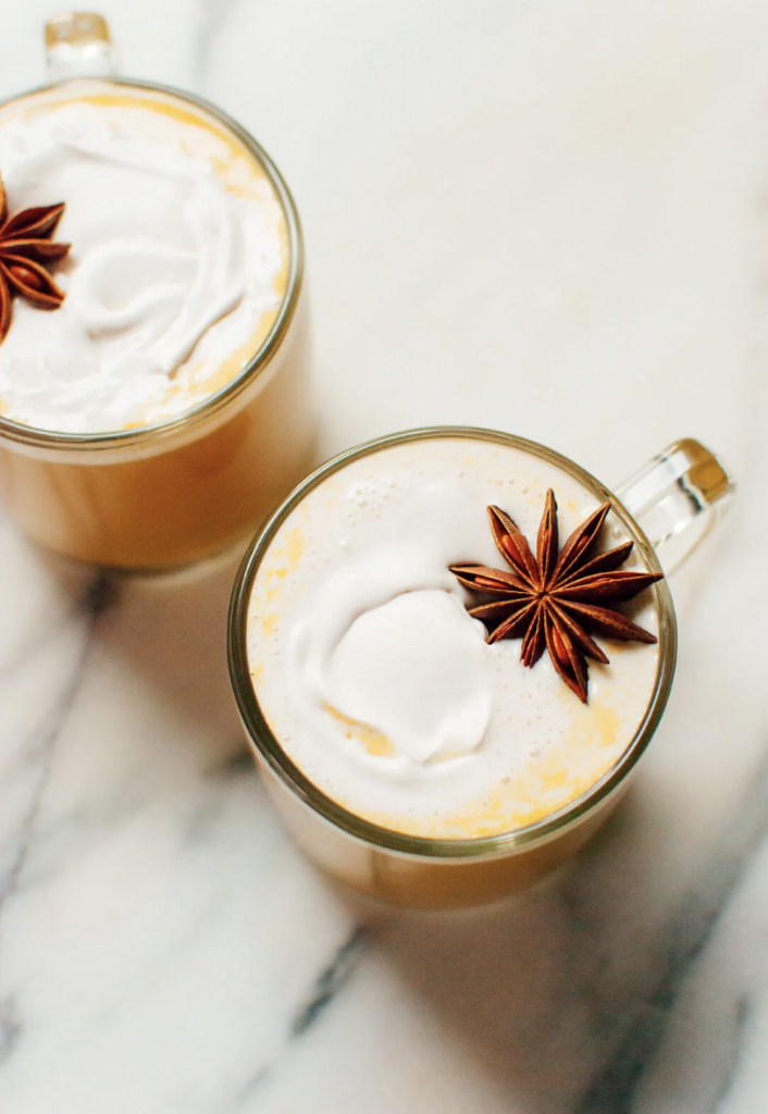 healthy pumpkin spice recipes