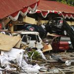Thousands feared dead after Indonesia tsunami
