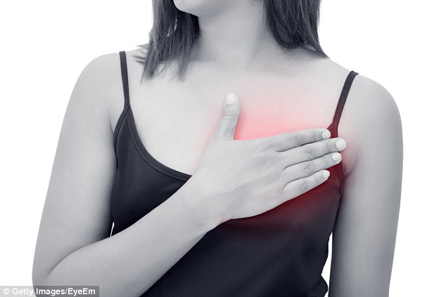 Even when female patients do get to hospital, doctors often misdiagnose the problem, meaning women are twice as likely as men to have their heart attack initially missed, the study found