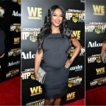 Very pregnant Kenya Moore gains 17 pounds in one week, possibly caused by preeclampsia