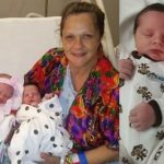 Mom, daughter give birth hours apart in same hospital