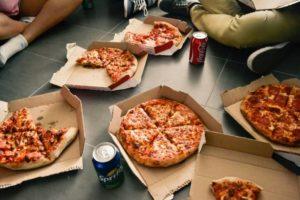 vegan, cheese pizza, domino's pizza, domino's vegan pizza