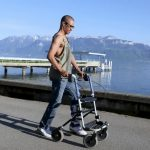 Paralyzed man walks after groundbreaking spinal implant