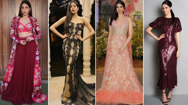 Sara Ali Khan, Janhvi Kapoor and Khushi Kapoor: Meet The New Fashionistas of 2018 - View Pics