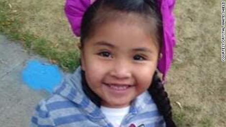 Allison Eaglespeaker, 6, died of flu on December 1.