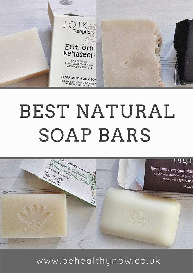 best natural soap bars