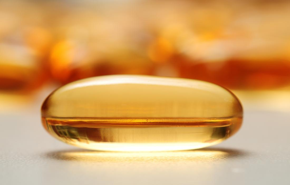 photo of vitamin e supplement
