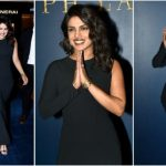 Priyanka Chopra Looks Gorgeous In A Black Gown At Ralph Lauren Store Launch In Delhi – See Pics!
