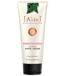 best hand creams A'kin