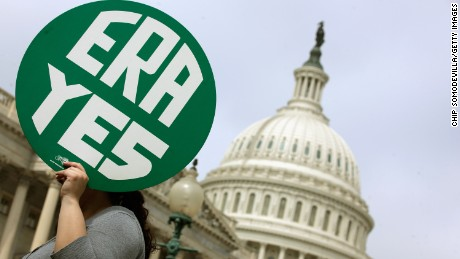 Now's the time to ratify the Equal Rights Amendment