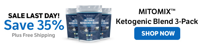 Save 35% on a MITOMIX™ Ketogenic Blend 3-Pack