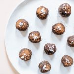 Chocolate Espresso Energy Balls