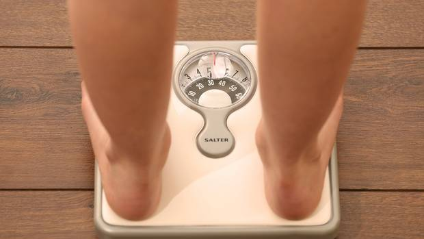 A weight management trial showed that 36pc of people with the condition who spent up to five months on a strict diet were still in remission two years later.(stock image) Photo: PA