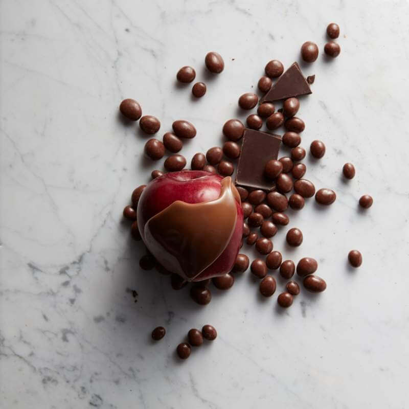 chocolate-on-red-apple-fruit