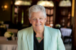 """Gina McCarthy says having a pessimistic attitude about the environment is counterproductive. """"I'm not big on admitting defeat when I think that the futures of my kids and grandkids are at stake."""""""