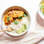 The Best and Easiest Tofu Tikka Masala