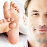 Foot warning: Dr Christian Jessen reveals sign that could signal serious health condition