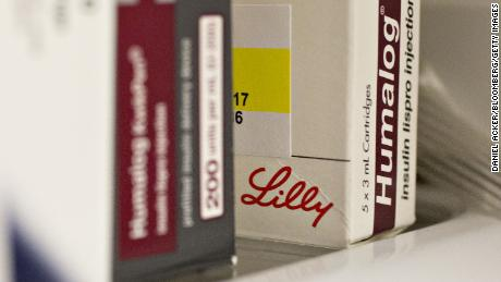 Eli Lilly's lower-priced insulin goes on sale amid drug price debate