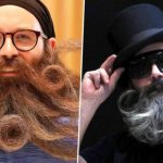World Beard and Moustache Championships 2019: Men With Quirky Facial Hair Compete in a Belgium Event (See Pictures)