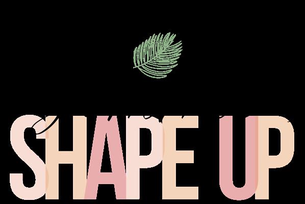 Summer Shape Up Logo V1