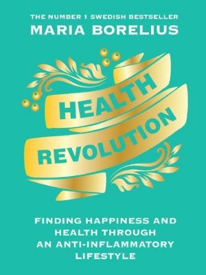 how to stop ageing - health revolution - book cover