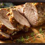 How to cook pork tenderloin