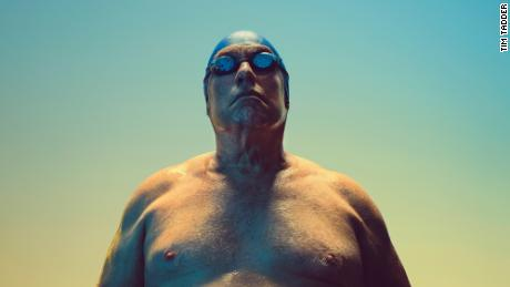 Victor Kerst, 71, of New Orleans is a competitive swimmer. He has earned multiple first place medals in freestyle swimming at the district and state level.
