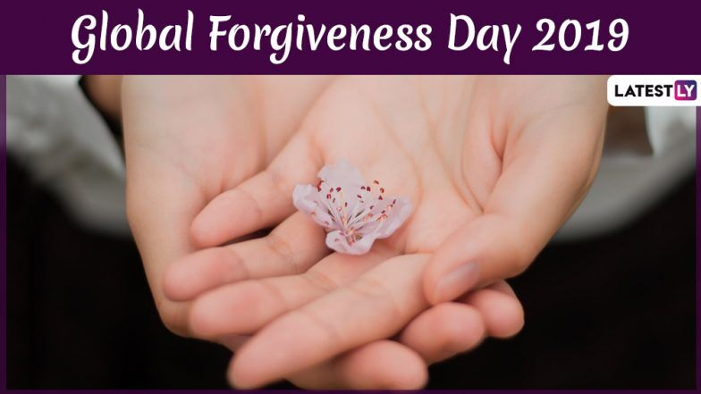 Global Forgiveness Day 2019 Date: History, Significance & Theme Associated to the Day to Forgive and Be Forgiven