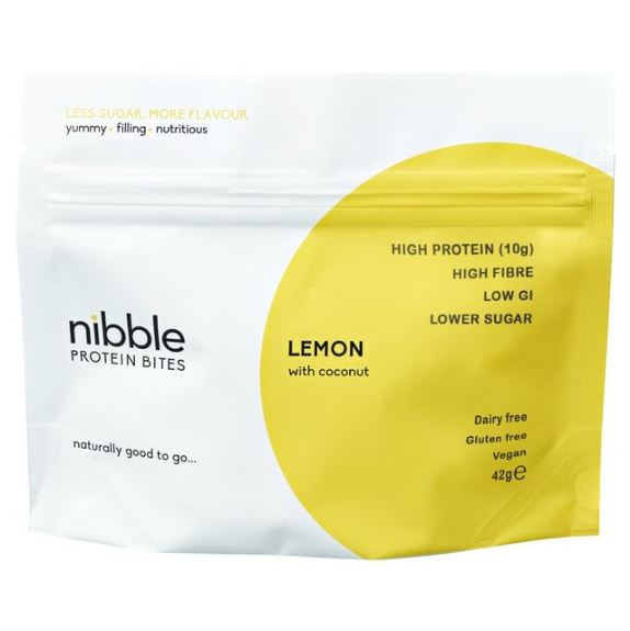 nibble protein bites