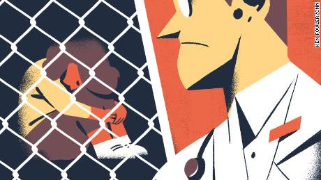 These doctors risked their careers to expose the dangers children face in immigrant family detention
