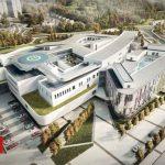 Edinburgh Children's Hospital will cost a further £90m