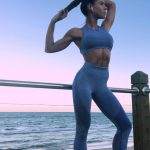 SWEAT Trainer, Kelsey Wells On How She Stays Motivated All-Year Round