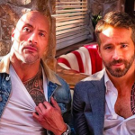 The Rock and Ryan Reynolds Sport Matching Tattoos in Behind-the-Scenes Photo