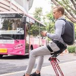 'Wearable chair' that straps to ones backside is dividing social media users after going viral