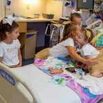 These Little Girls Overcame Cancer Together