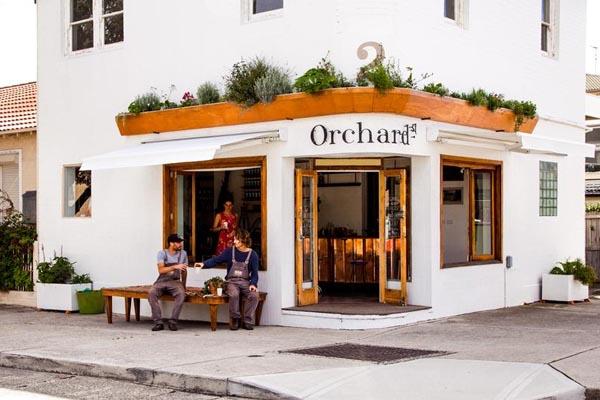 Sydney wellness spots orchard street